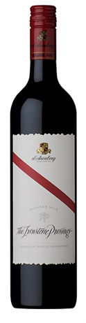 dArenberg Grenache Shiraz Mourvedre The Ironstone Pressings